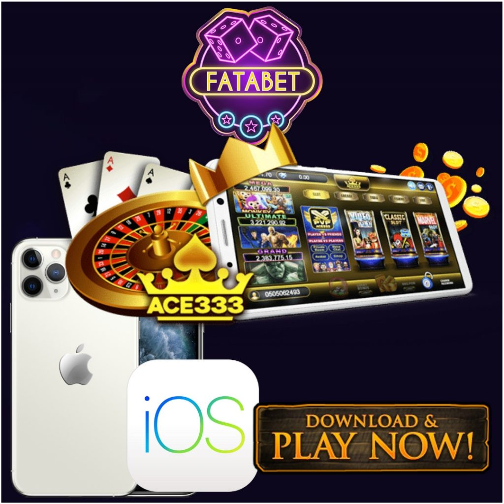 FataBET ACE333 Apple iOS Muat Turun