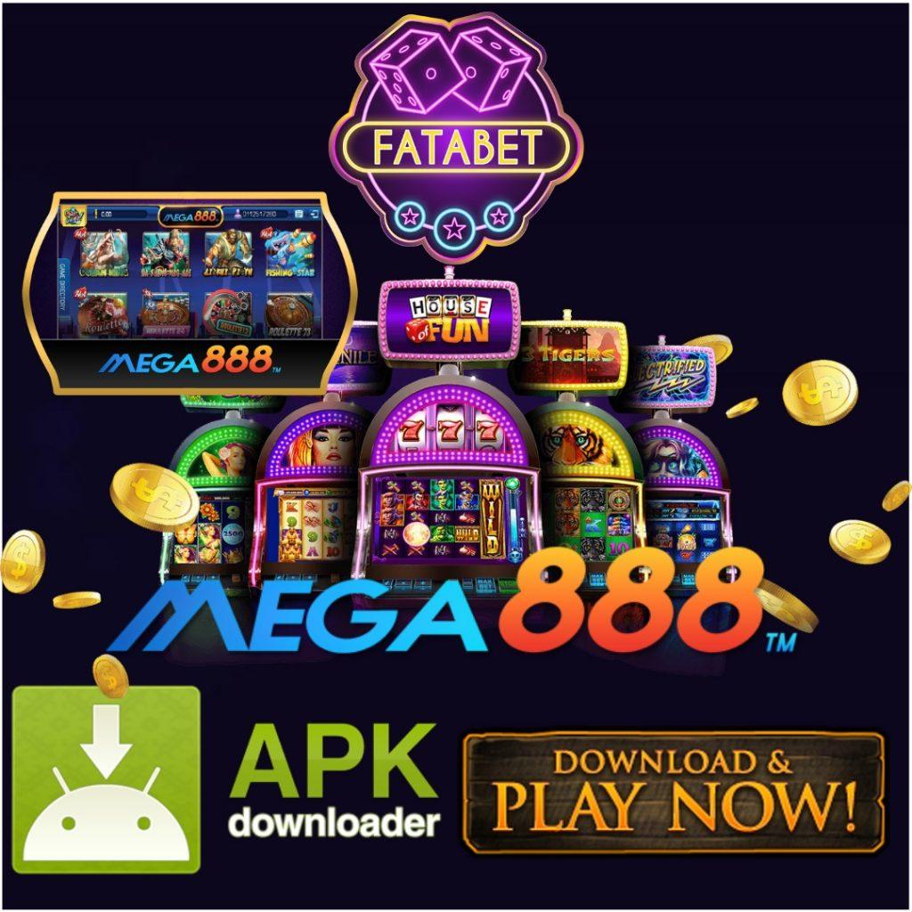 FataBET Muat turun Mega888 Android APK