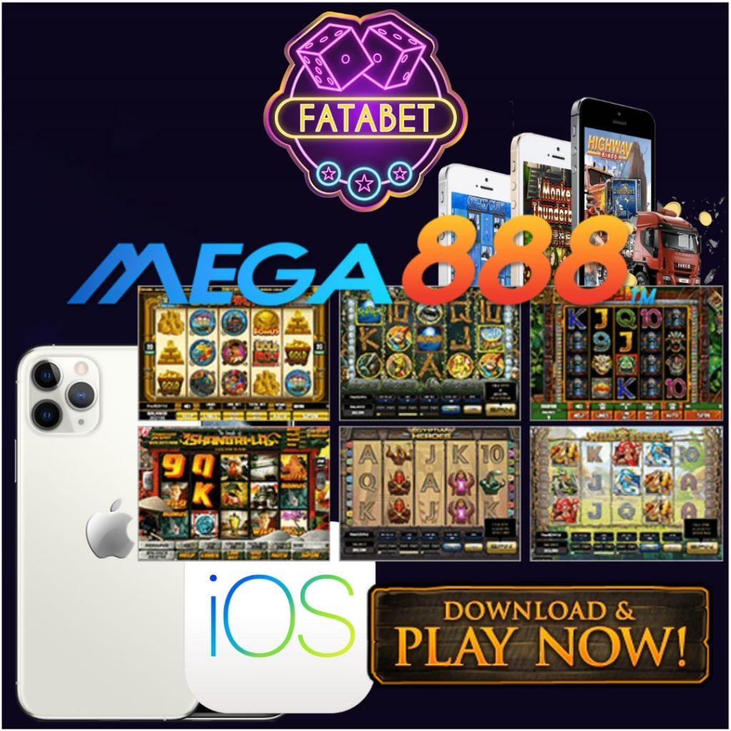 Mega888 Apple iOS Download FataBET