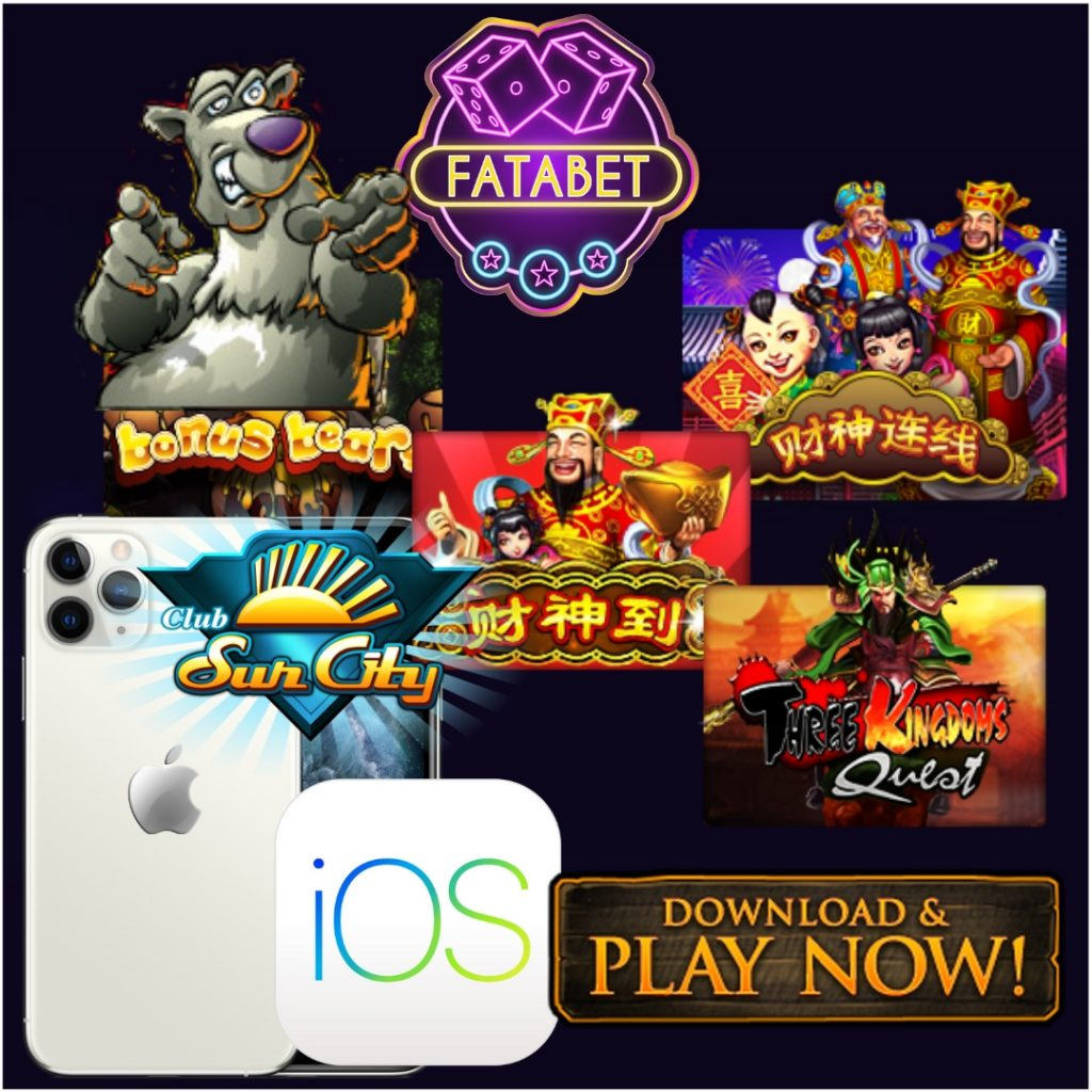 FataBET GW99 Apple iOS Download
