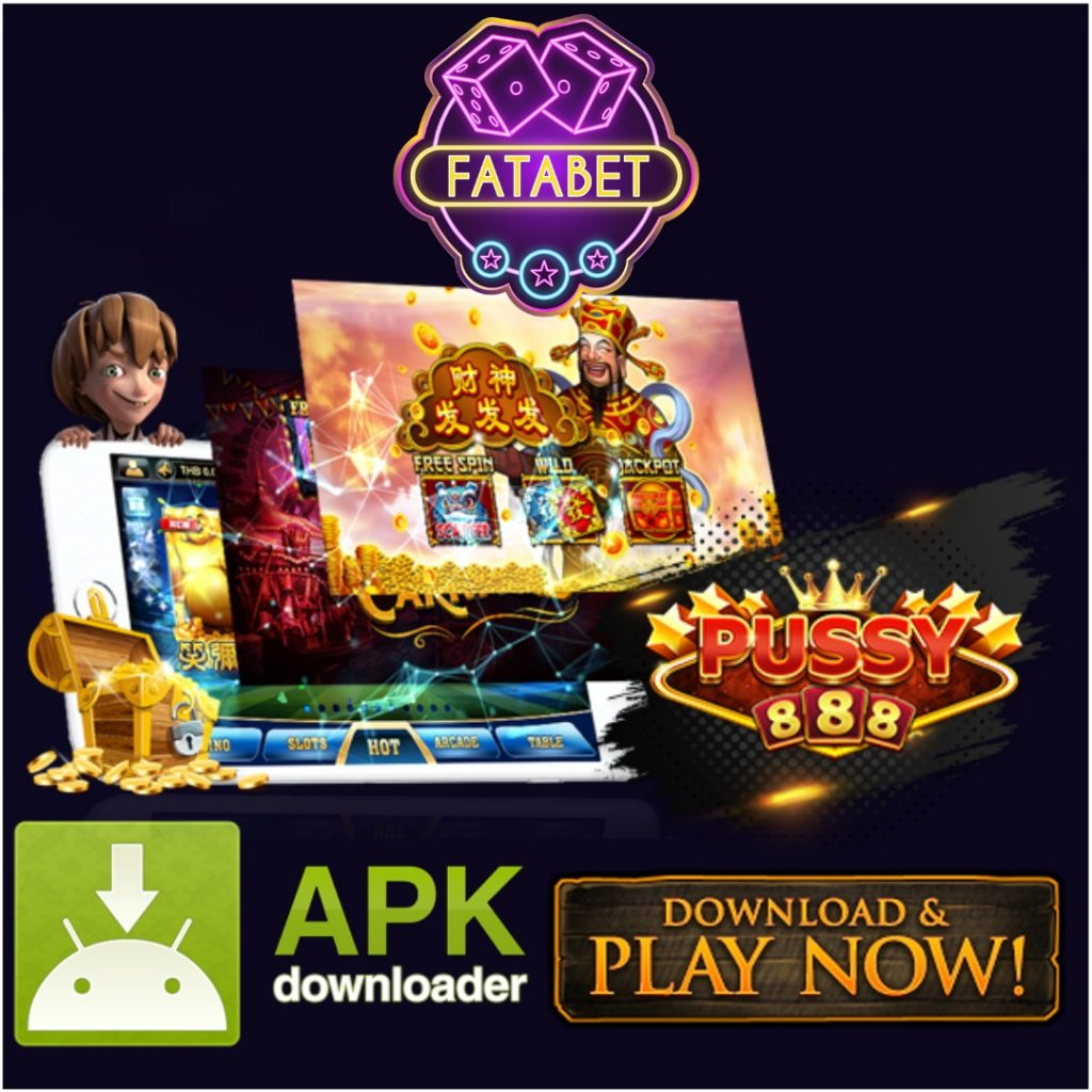 FataBET Pussy888 Android APK Download