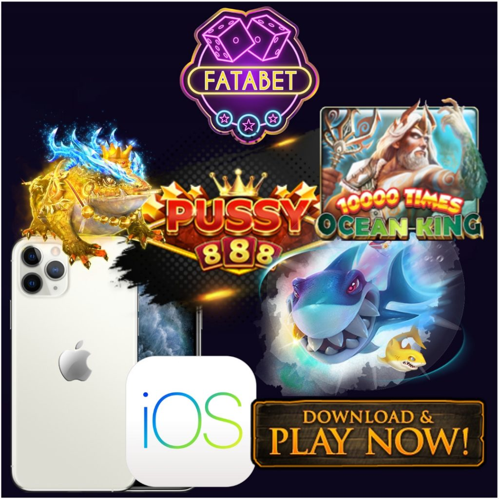 FataBET Apple iOS Pussy888 Download